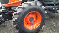 New Condition Ag tires