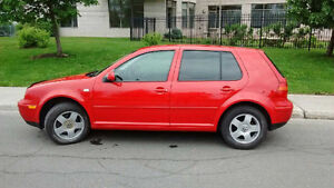 2003 Volkswagen Golf Automatique