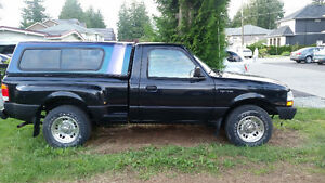 1999 Ford Ranger Flateside/stepside Pickup Truck