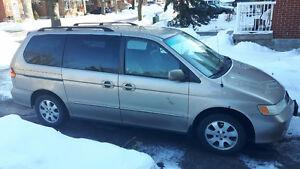 2004 Honda Odyssey Minivan, LX Model