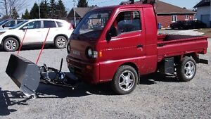 1991 Suzuki Carry Camionnette