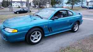 94 ford Mustang gt