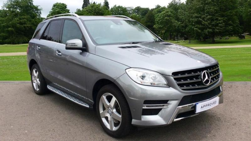2014 mercedes benz m class ml250 cdi bluetec amg sport 5d automatic diesel 4x4 in northampton. Black Bedroom Furniture Sets. Home Design Ideas