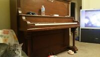 dw Karn from Woodstock ontario piano #7480 tuned and ready to pl