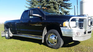 2003 Dodge Power Ram 3500 chrome Pickup Truck