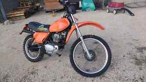 Looking for 1979-80 honda xr250 parts