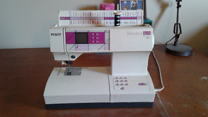 ClassicStyleQuilt Pfaff sewing Machine