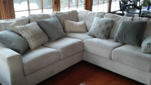 Divan sofa sectionnel