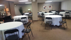 Chairs ,Tables and Tents for Rent