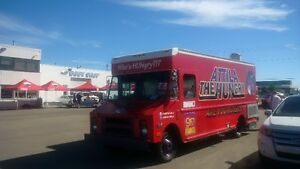 FOOD TRUCK FOR SALE, WILL LOOK AT PARTIAL TRADE..