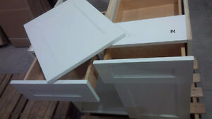EXTRA UNITS KITCHEN CABINETS / CLEARANCE - SOLID WOOD