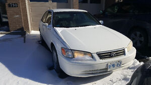 2001 Toyota Camry Sedan for Sale As Is.