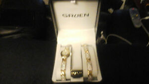 Gruen ladies Watch and Braclet