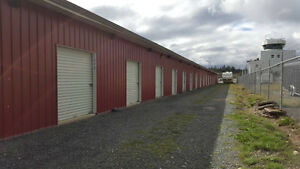 aa storage at campbell river airport