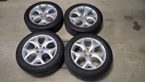 """4 mags 19"""" Mazda cx5 cx7cx9"""