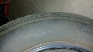 205/70-R15 two tires cooper/moto master