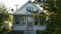 IMMEDIATE POSSESSION! Fully furnished 2 bedroom character home