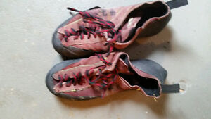 used rock climbing shoes size 42