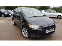 2009 MITSUBISHI COLT 1.3 CZ2 AUTOMATIC*VERY LOW MILEAGE*EXCELLENT COND.