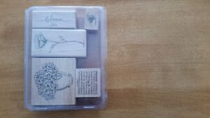 Stampin Up Bloom with Happiness