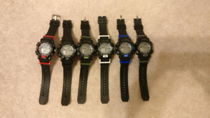 Digital Watches (digital watches)