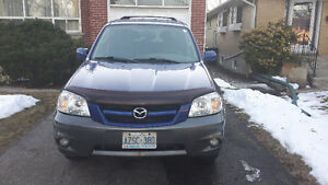 2006 Mazda Tribute GX sport SUV, Crossover (PRICE DROP)
