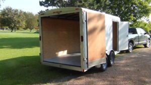 Wells Cargo trailer for sale