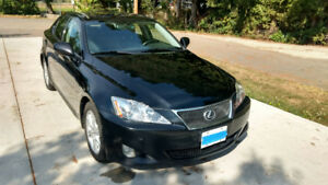 Lexus IS250 RWD Manual 6-Speed 2006