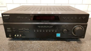 Sony 7.1 receiver STR-DE698