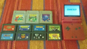 GameBoy Advance games, great condition