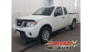 Nissan Frontier SV KING CAB A/C MAGS 2015