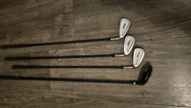 Junior half set golf clubs
