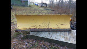 7.5 ft Fisher angle plow
