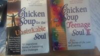 Chicken Soup for the soul, unsinkable, teenage soul II
