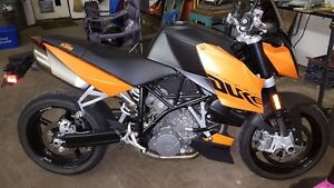 2008  - 990 KTM Supper Duke