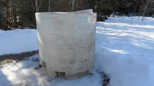 Plastic Water Tank 500+ Gallons