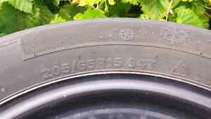 Winter tires Peterborough Peterborough Area image 3