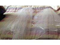 x2 Beautiful Wedding Veils. £15 each