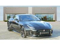 2019 Jaguar F-Type 3.0 [380] Supercharged V6 R-Dynamic 2dr Auto AWD Petrol Coupe