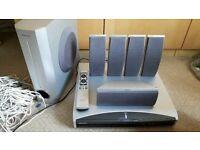 **£35** Pioneer surround system S-DV222 speakers