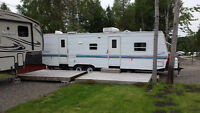 1998 Prowler Travel Trailer 32ft  ****REDUCED****