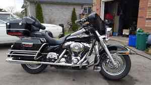 Harley davidson electra glide classic  2003 aniversary