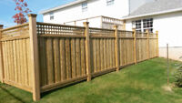 Do you need a Fence and Deck?