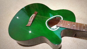 Acoustic Electric guitar - $145