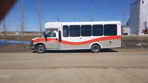 2012 GMC C4500 BUS ** START YOUR OWN BIZ OR CONVERT TO MOTORHOME