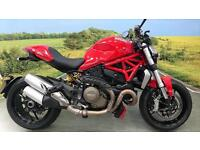 Ducati Monster 1200 2015** 1 Owner From New, 1212 Miles**
