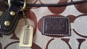 Coach purse in excellent used condition Kitchener / Waterloo Kitchener Area image 4