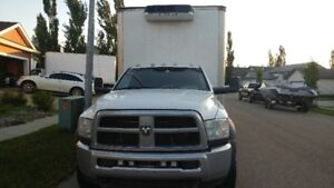 2012 Dodge 5500 refeer truck for sale