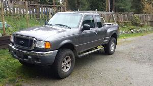 2004 Ford Ranger Fx4 Pickup Truck