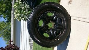 Weather Master 4  TIRES